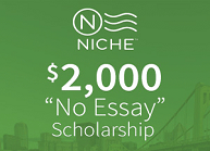 Featured Scholarship Contests