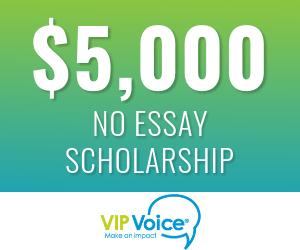 free no essay scholarships